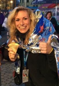 1/2 maraton Olomouc, červen 2015